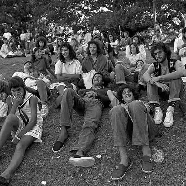 La cultura en los '80