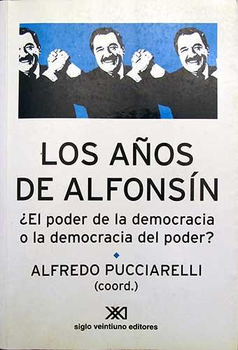Los años de Alfonsín