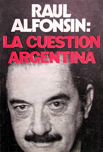 La cuestión argentina