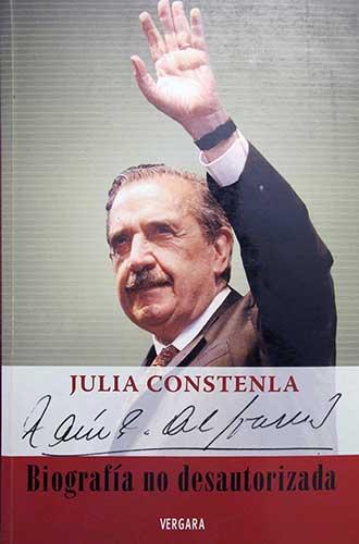 Raúl Alfonsín, biografía no autorizada