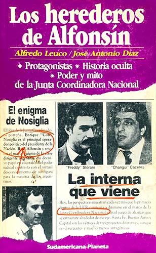 Los herederos de Alfonsín