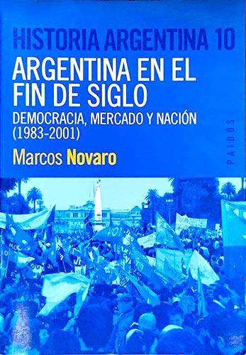 Argentina en el fin de siglo