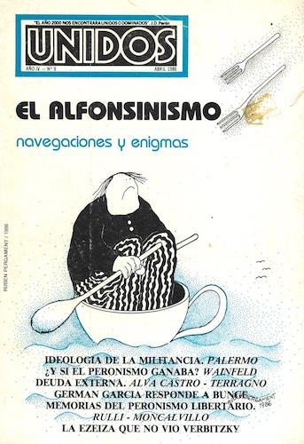 El alfonsinismo