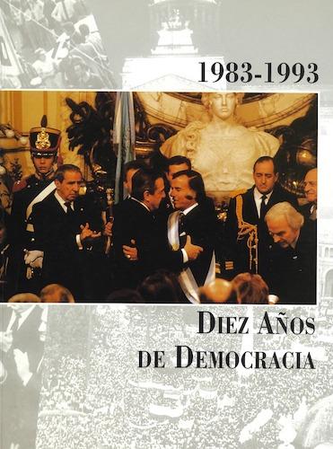 Diez años de democracia